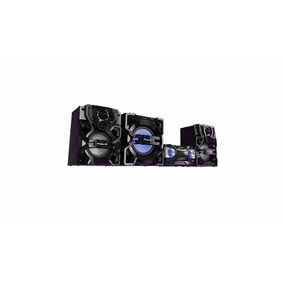 Equipo De Sonido Panasonic Mod. Scakx880pnk