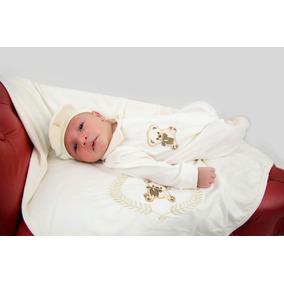 4d1e61006f Saida De Maternidade Azul Marinho Principe - Macacão Nude de Bebê no ...