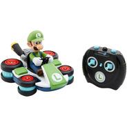 Super Mario Mariokart Veículo R;c Racer Luigi Candide