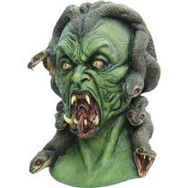 Medusa Mascara Deluxe Halloween (pelicula Furia De Titanes).