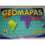 Geomapa De America Editorial Excelencia