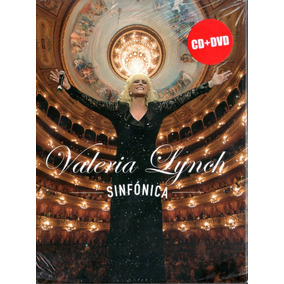 Valeria Lynch - Sinfonica Cd + Dvd 2015 Ya Disponible
