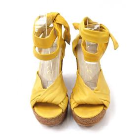 Sandalias Amarillas Dione
