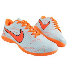 Chuteira Da Nike Mercurial Rosa Futsal - Chuteiras Nike para Adultos ... 23581e19ddc64