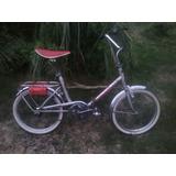 Bicicleta Antigua Rondinella