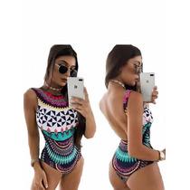 Blusas Femininas Body Maio Estampado Tendencia Verão 2017