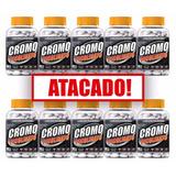 Frete Gratis - Kit 10 Cromo Picolinato 120 Tabs - Lauton
