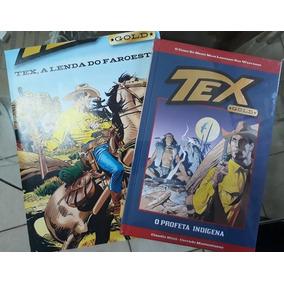 Tex Gold Edição 01 - Salvat Editora