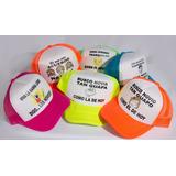 Gorras Sublimadas Personalizadas De Colores