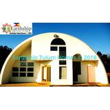 Estructura De Acero Eco Casa Bacalar Chetumal Quintana Roo