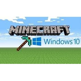 Minecraft Windows 10 Original Codigo 25 Digitos