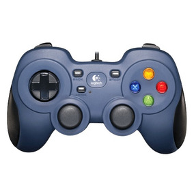 Control Logitech Gamepad Pc Gamer Juego Gaming Palanca