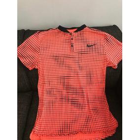 Playera Nike Court Para Jugar Tenis Talla M