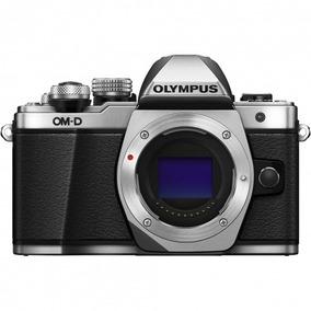 Câmera Olympus E-m10 Mark Ii Body Preto Cc1