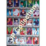 200 Cartas Colecionáveis Naruto Shippuden