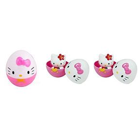 Hello Kitty Sorpresa Huevos Con La Figura Bundle De 3 (opcio