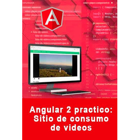 Video2brain Angular 2 Práctico Sitio De Consumo De Vídeos