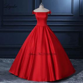 Vestido De Noivas 24582 Luxo Vestido De Princesa Bola Vestid