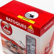 Batoque Solto P 500 Unidades + Brinde Tattoo Tatuagem