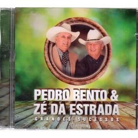 Cd Pedro Bento & Zé Estrada Grandes Sucessos (lacrado)