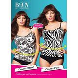 Avon Body Illusions Print O Floral Seamless Modeladora