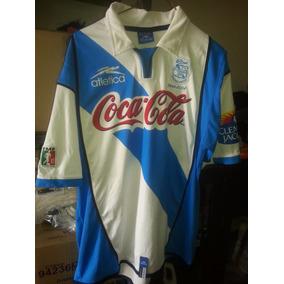 Jersey Playera Puebla De La Franja 60 Aniversario 1944 2004
