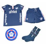 Lata Pack De Nacional Umbro Camiseta Short Medias Niño 2016