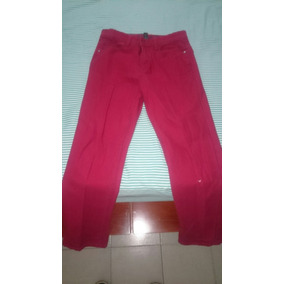 Pantalón Jean Epic Threads Talla 14, Color Rojo Para Niño