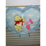 Peluche Almohada Corazon Winnie The Pooh 40x30cm