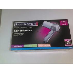 Secador De Pelo De Viaje Remington D-4000