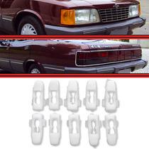 Kit Grampo Presilha Friso Farol Lanterna Opala Caravan 81/89