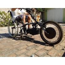 Kit Livre Pro 600w Transforme Sua Cadeira De Rodas