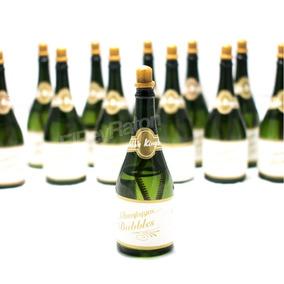 Burbujero Botella De Champagne Burbujas Bodas Recuerdos