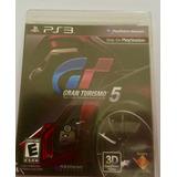 Gran Turismo 5 Ps3 3d - Original