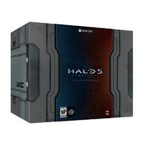 De Halo 5: Edición De Guardianes Limitada Para Coleccionista