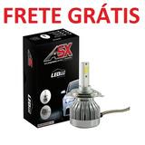 Super Led Asx Lampada Farol E Milha 6000k Efeito Xenon