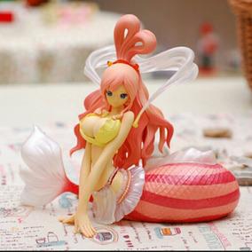 Figure Action Princesa Shirahoshi One Piece 17cm Frete Gráti