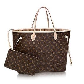 Bolsa Original Louis Vuitton Neverfull Gm Damier 3 Modelos