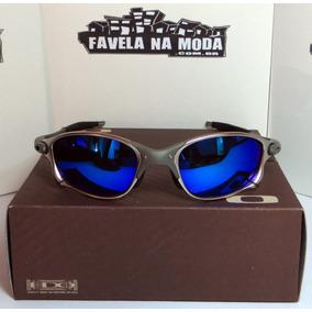 8a71085fe Óculos Oakley Doublexx / Tio 2 / Magic Blue + Par De Lentes