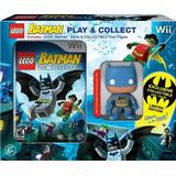 Lego Batman Play Amplificador; Recoger - Nintendo Wii