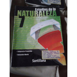 Libro De Estudios De La Naturaleza Septimo Grado Santillana