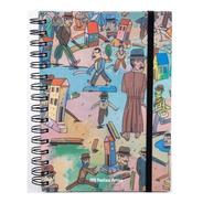 Cuaderno Antonio Seguí (tapa Dura)