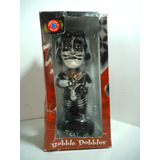 Peter Criss Gato Kiss Bobble Head Pintado A Mano