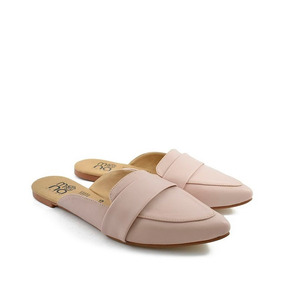 Sandalias Color Nuty Con Punta Picuda 358 Mona Shoes