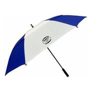 Paraguas De Golf Hot-z Softspike Doble Techo 62