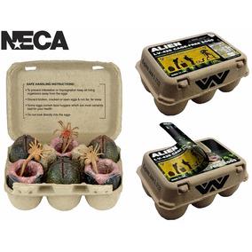Alien - Xenomorph Egg Set In Collectible Carton - Neca