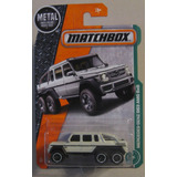 Matchbox Mercedes Benz G63 Amg 6x6