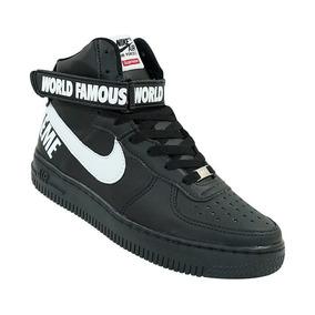Tênis Da Nike Swag Cano Alto - Air Force Supreme