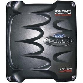 Jensen Jpa1300m 650 Watt Monoblock Car Amplifier