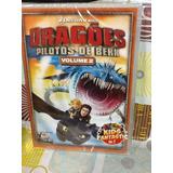 Dvd Dragões Pilotos De Berk Volume 02